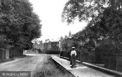 Chertsey, St Ann's Road 1908