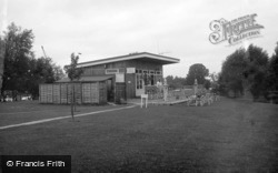 Chertsey, The Club House 1965