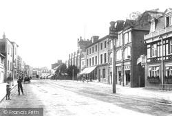 Chertsey, Windsor Street 1904