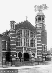 Chesham, Baptist Church 1903