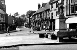 Chesham, Blucher Street c.1950