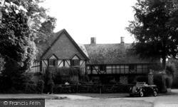 Chesham Bois, Anne's Corner c.1955
