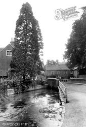 Chesham, Bridge 1921