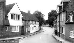 Chesham, Church Street c.1965