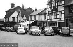 Chesham, Classic Cars c.1960