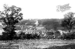 Chesham, General View 1897