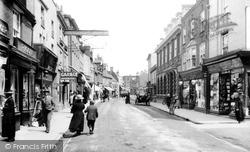 Chesham, High Street 1921