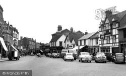 Chesham, High Street c.1960