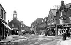 Chesham, Market Square 1921