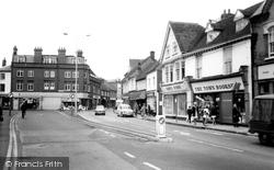 Chesham, Market Square c.1970