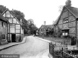 Chesham, Missenden Road 1921