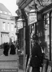 Chesham, Policeman 1897