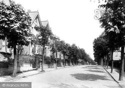 Chesham, Stanley Avenue 1906