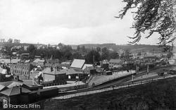 Chesham, Station 1906