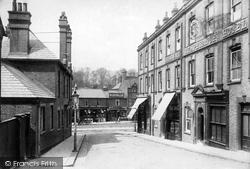 Chesham, Station Road 1903