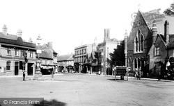 Chesham, The Broadway 1897