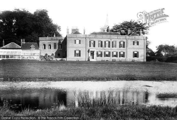 Photo of Chesham, The Bury 1897