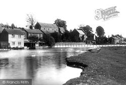 Chesham, The Waterside 1897