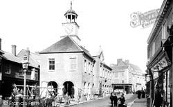Chesham, Town Hall 1897