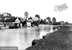Chesham, Waterside 1897
