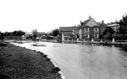 Chesham, Waterside 1921