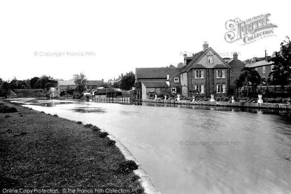 Photo of Chesham, Waterside 1921