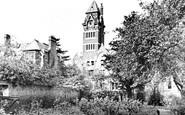 Cheshunt, Bishop's College c.1955