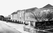Cheshunt, Grammar School c.1955