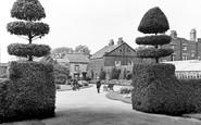 Cheshunt, Grundy Park c.1955