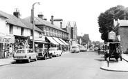 Cheshunt, High Street c.1965