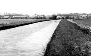 Cheshunt, New River, Bury Green Estate c.1960
