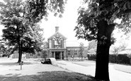 Cheshunt, Public Library c.1955