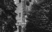 Cheshunt, St Mary's Parish Church c1965