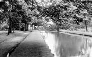 Cheshunt, The New River c.1960