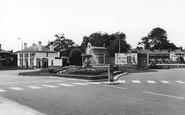 Cheshunt, The Roundabout c.1965