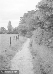 Chessington, A Pretty Spot 1952