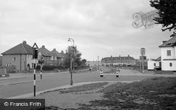 Chessington, Bridge Road 1952