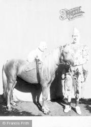 Chessington, Gilbert's Circus c.1950