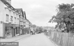 Chessington, Gilders Road 1952