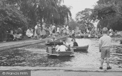 Chessington, Zoo, Children's Boating Pool c.1952