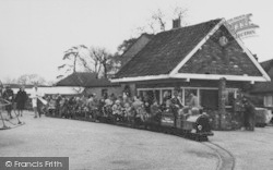Chessington, Zoo, Miniature Railway c.1951