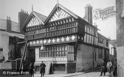 Chester, Bridge Street, Cocoa House 1888