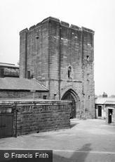 Chester, Castle 1952