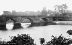 Chester, Dee Bridge 1923