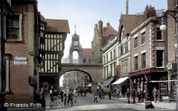 Eastgate 1900, Chester