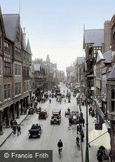 Chester, Eastgate Street 1923