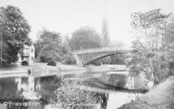 Chester, From Bridge c.1880