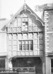 Chester, God's Providence House 1895