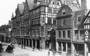 Chester, Grosvenor Hotel c1930