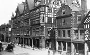 Chester, Grosvenor Hotel c1930